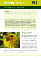 Cover of L'apicultura ecològica