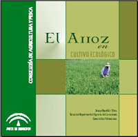 Cover of El arroz en cultivo ecológico