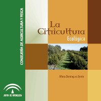 Cover of Citricultura ecológica