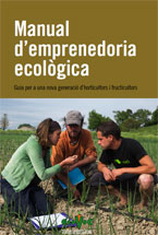 Cover of Manual d'emprenedoria ecològica