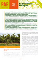 Cover of La citricultura ecològica